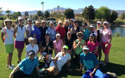 My First Ladies Golf Trip