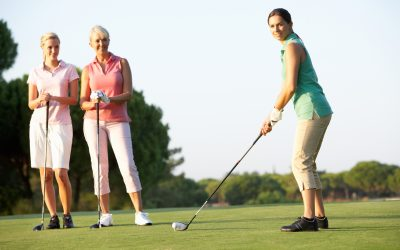 YES!  You CAN Tee Off with Confidence!