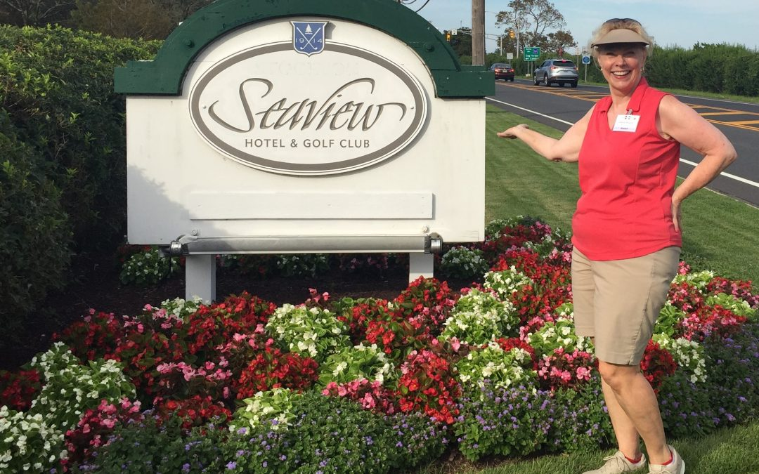 The Thrill of Playing where the Pro's Play at The Seaview Dolce Resort