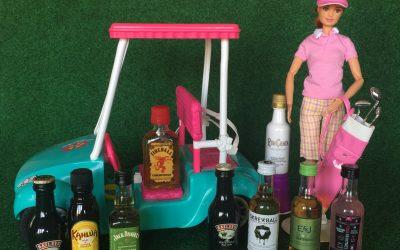 Celebrate with Birdie Juice and Par Bears!