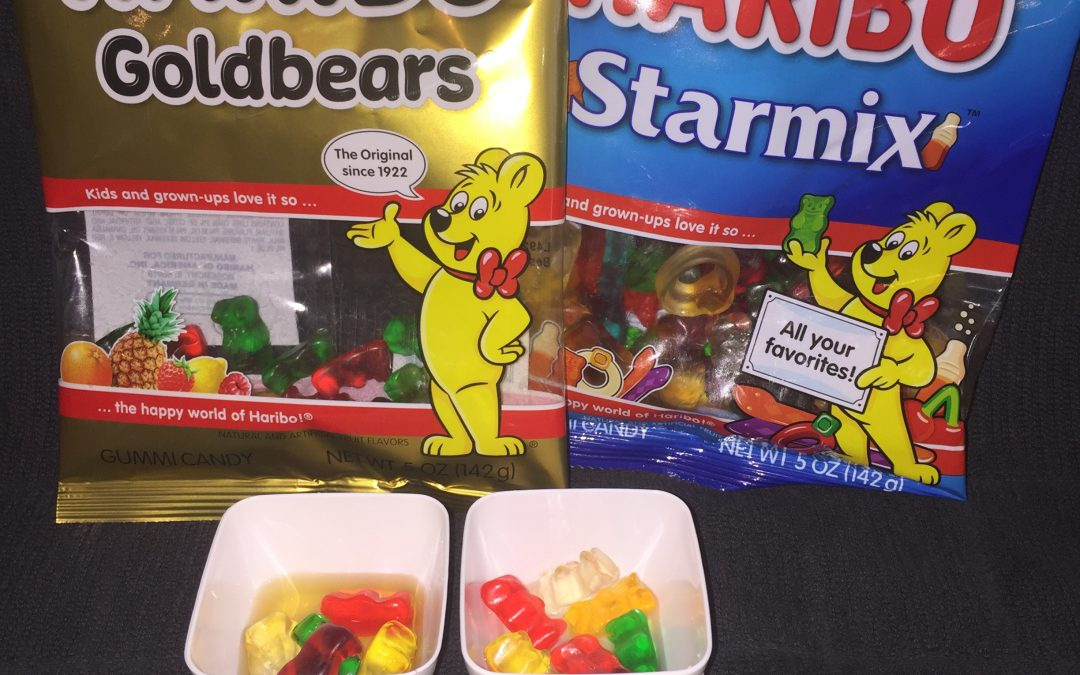 Golf Snacks: Par Bears