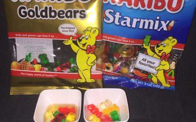 Golf Snacks: Par Bears
